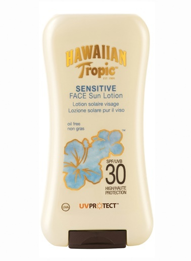 Sensitive Face Lotion Spf30 120Ml-Hawaiian Tropic
